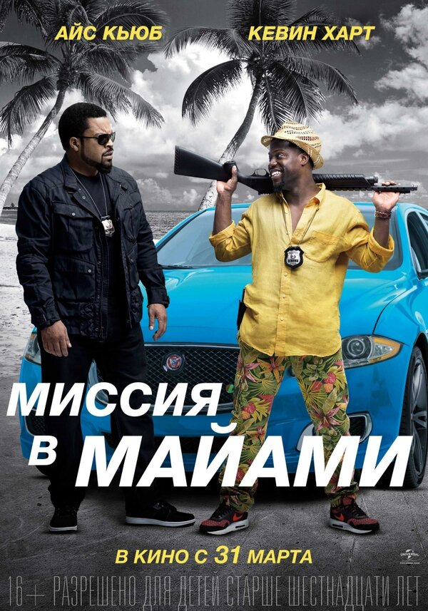 Отзывы к фильму – Миссия в Майами (2015)