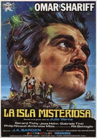 Таинственный остров (1972)