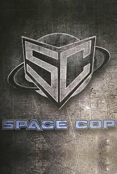 Космический полицейский (видео)