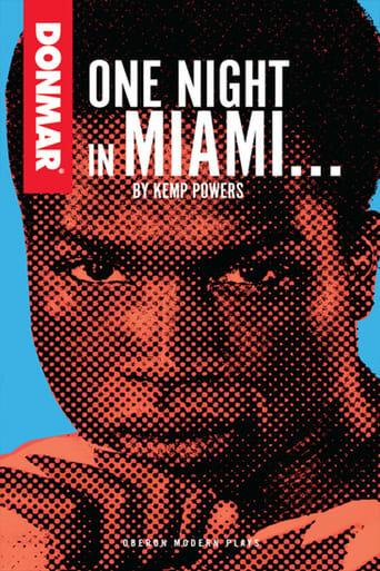 Постер к фильму Одна ночь в Майами (2020)