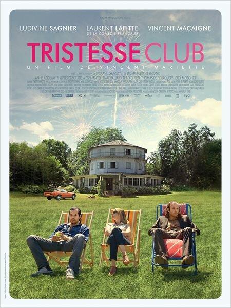 Клуб «Грусть» / Tristesse Club (2014)