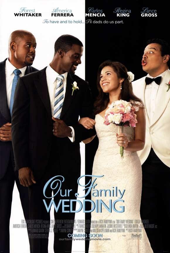 Смотреть семейная свадьба