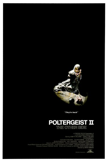 ����������� 2: �������� ������� (Poltergeist II: The Other Side)