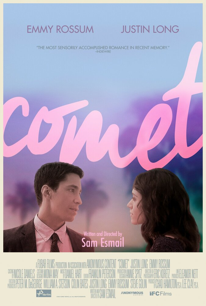 Комета / Comet (2014) смотреть онлайн