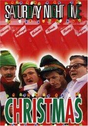 Смотреть онлайн Субботним вечером в прямом эфире: Рождество