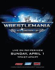 Смотреть онлайн WWE РестлМания 23