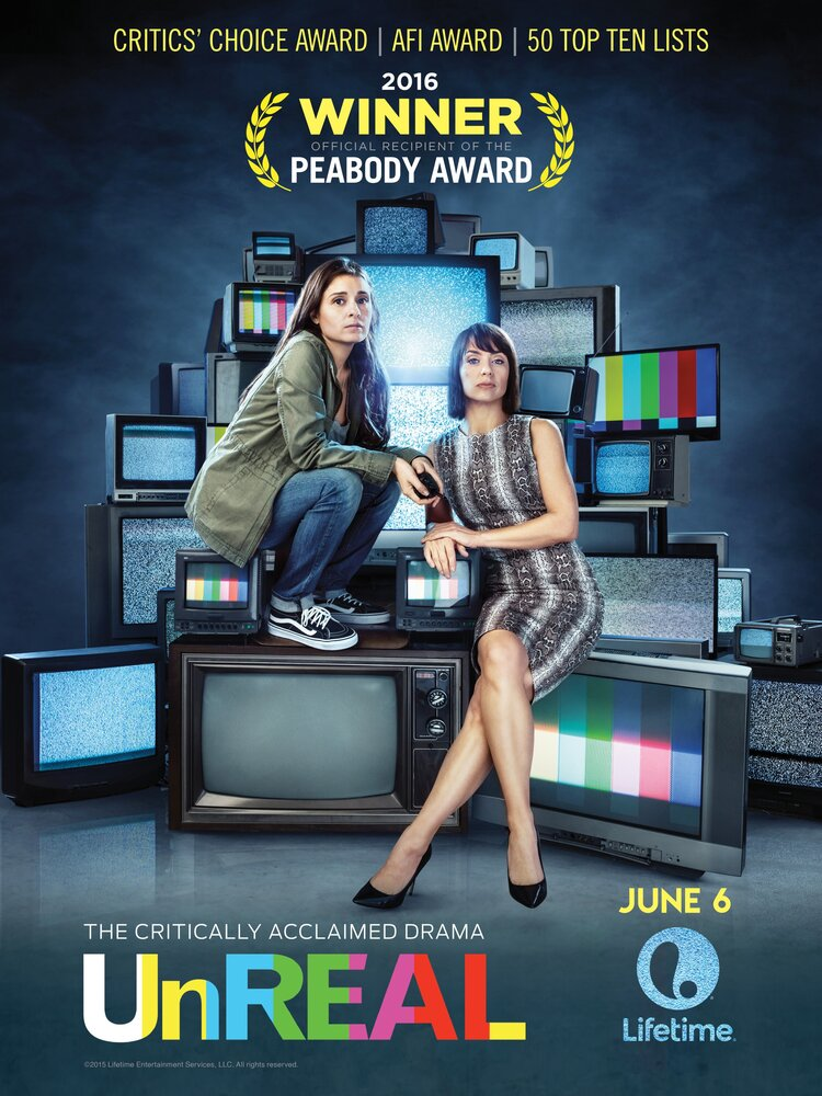 Нереально 2 сезон 10 серия (сериал, 2016) смотреть онлайн HD720p в хорошем качестве бесплатно