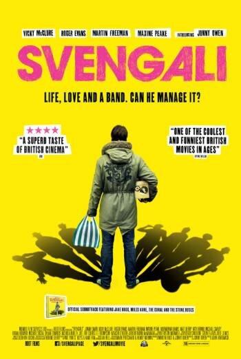 Свенгали (2013) полный фильм онлайн