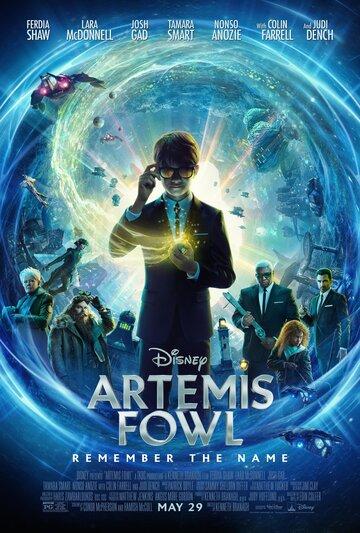 Постер к фильму Артемис Фаул (2019)