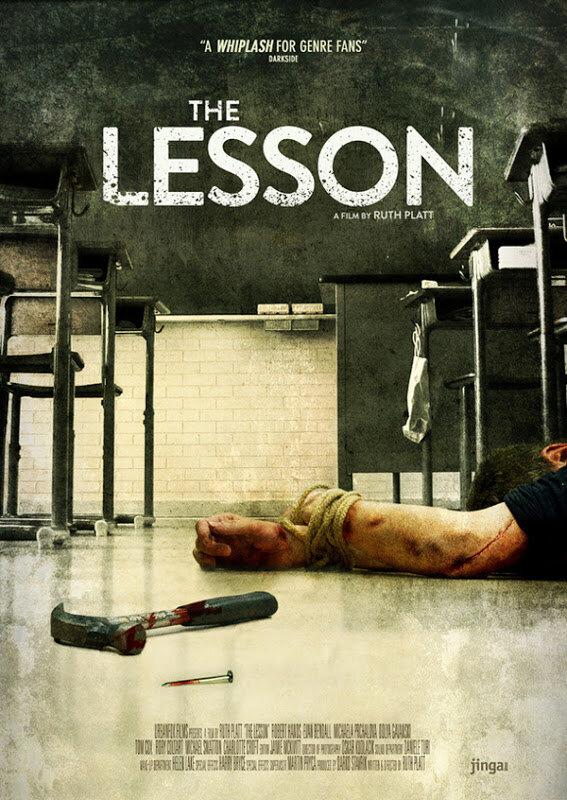 Урок / The Lesson (2015)