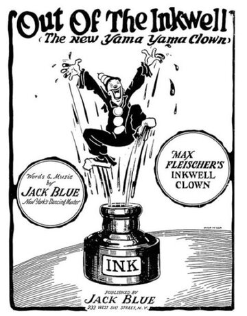 Out of the Inkwell (1918)