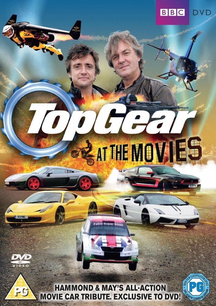 Top Gear: At the Movies (видео) (2011)