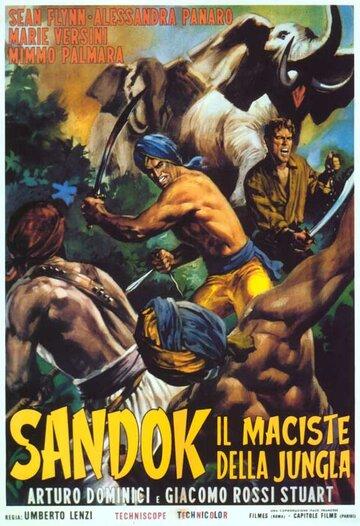Сандок, силач из джунглей (1964)