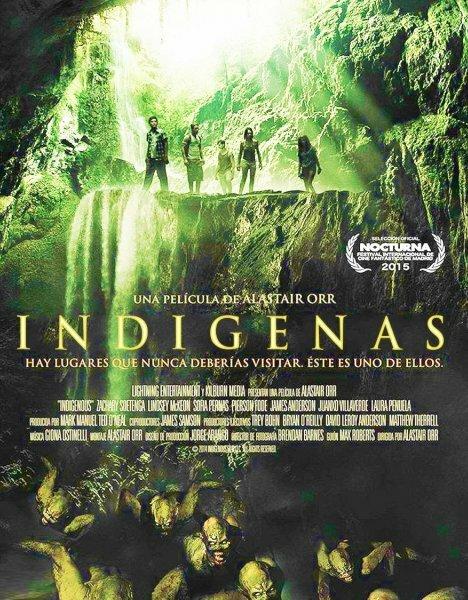 Смотреть фильм indigenous 2014