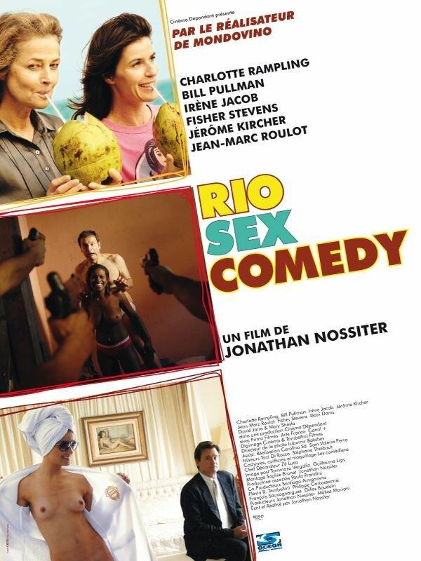 Секс фильм комедия