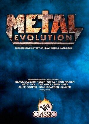 300x450 - Дорама: Эволюция метала / 2011 / Канада