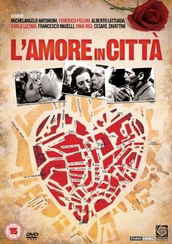Любовь в городе (1953)