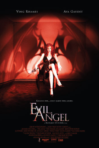 Ангел зла / Evil Angel (Ричард Дачер) (2009) [HDRip, MP4, H.264, AAC] DVO