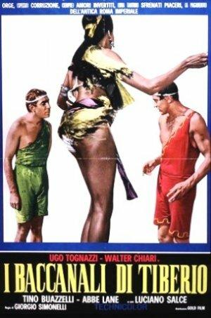 Вакханалии Тиберия (1960)