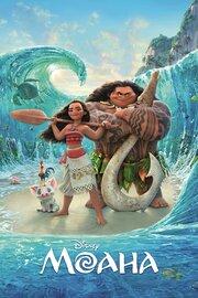Смотреть Моана (2016) в HD качестве 720p