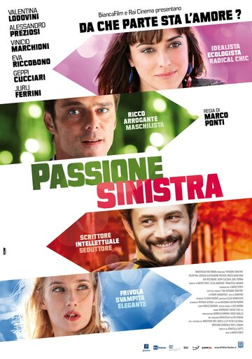 Любовь левых взглядов (Passione sinistra)
