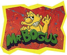 Мистер Богус (1991) полный фильм