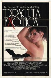 Экзотика Дракулы (1980) полный фильм