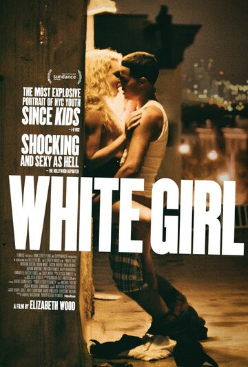 Фильм Белая девушка