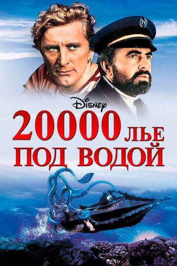 20000 лье под водой (1954) полный фильм онлайн