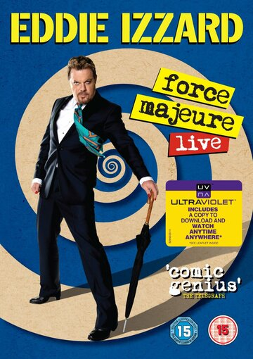 Эдди Иззард: Форс-мажор (Eddie Izzard: Force Majeure Live)