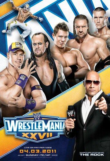 РестлМания 27 (WrestleMania XXVII)