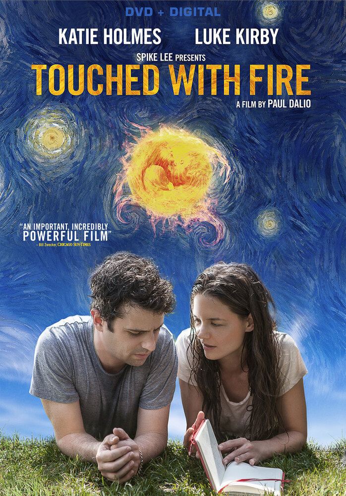 Прикосновение огнём / Touched with Fire (2015) смотреть онлайн