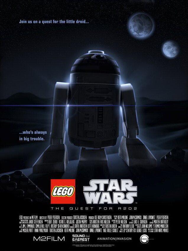 Lego Звездные войны: Поиск R2-D2