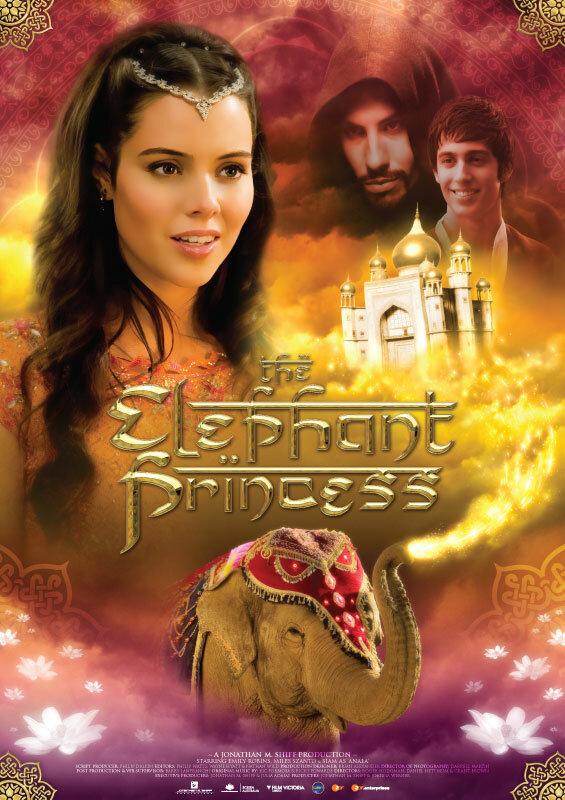 469525 - Слон и принцесса ✸ 2008 ✸ Австралия