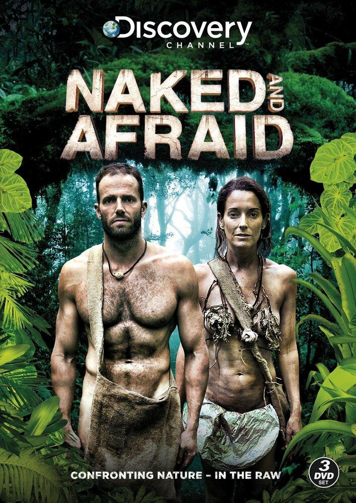 Discovery. Голые и напуганные (Naked and Afraid) смотреть онлайн