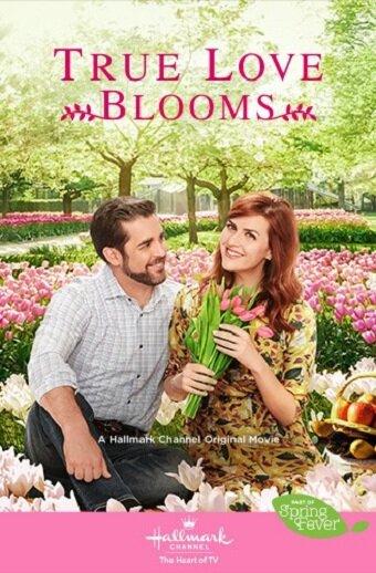 Постер к фильму Когда расцветает любовь (ТВ) (2019)