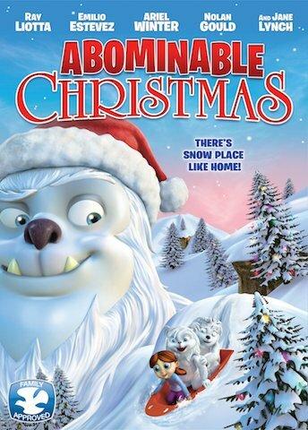 Рождественское приключение / Abominable Christmas (Чад Ван Де Кир) [2012, мультфильм, семейный, DVDRip 720p] DUB