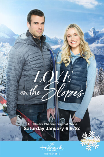 Любовь на склоне горы / Love on the Slopes. 2018г.