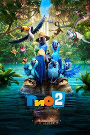 Смотреть Рио 2 (2014) в HD качестве 720p