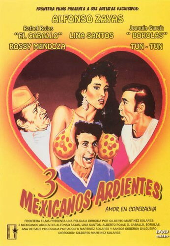 Три мексиканских парня (1986)