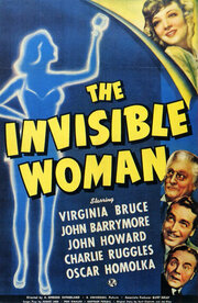 Смотреть онлайн Женщина-невидимка
