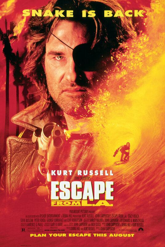 «Втеча з Лос-Анджелеса» (Escape from LA, 1996)