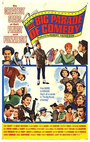Большой парад комедии