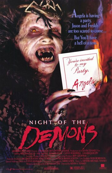 Ночь демонов (Night of the Demons)