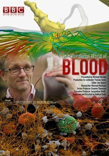 BBC: Удивительный мир крови (ТВ) (2015)