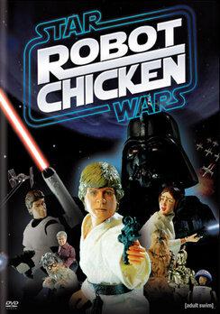 Робоцып: Звездные войны. Эпизод II