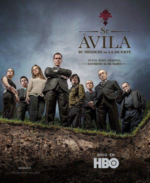 Сеньор Авила / Sr. ?vila (2013)