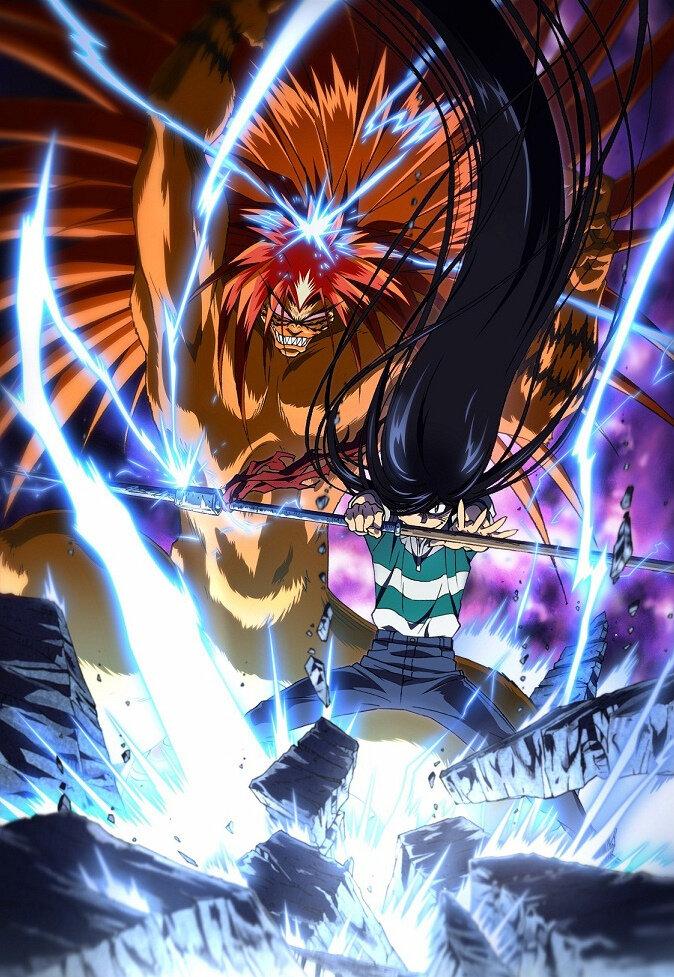 Усио и Тора / Ushio & Tora (2015)