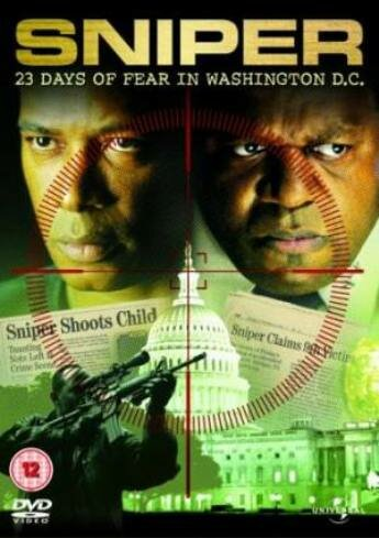 Фильм Вашингтонский снайпер: 23 дня ужаса (ТВ)