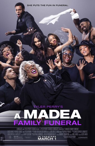 Мэдея на похоронах / A Madea Family Funeral. 2019г.